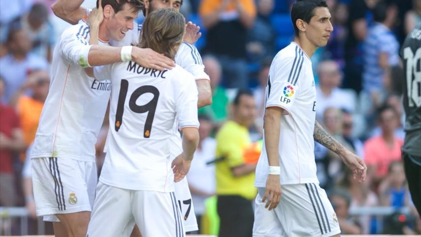 El Bernabéu se despide con victoria