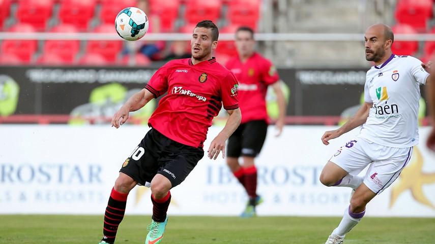 El Mallorca supera a Las Palmas