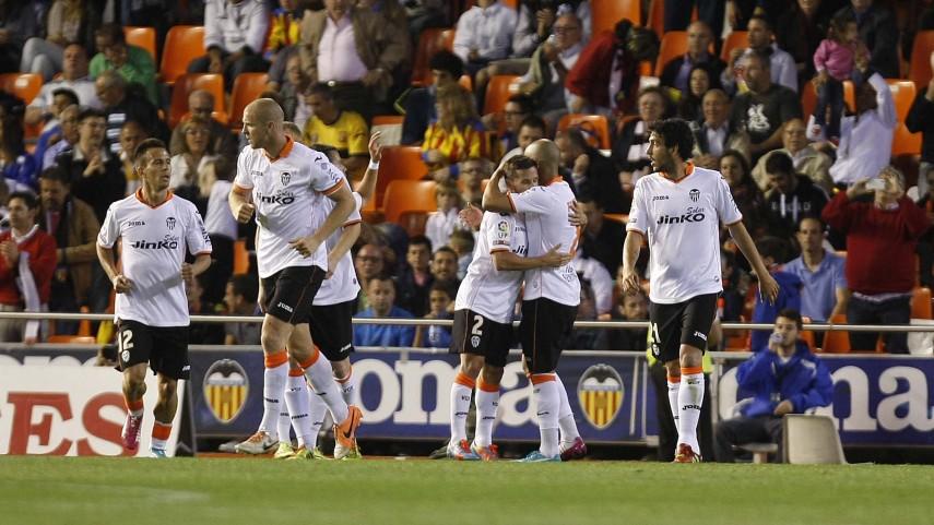 El Valencia cierra la temporada con un triunfo