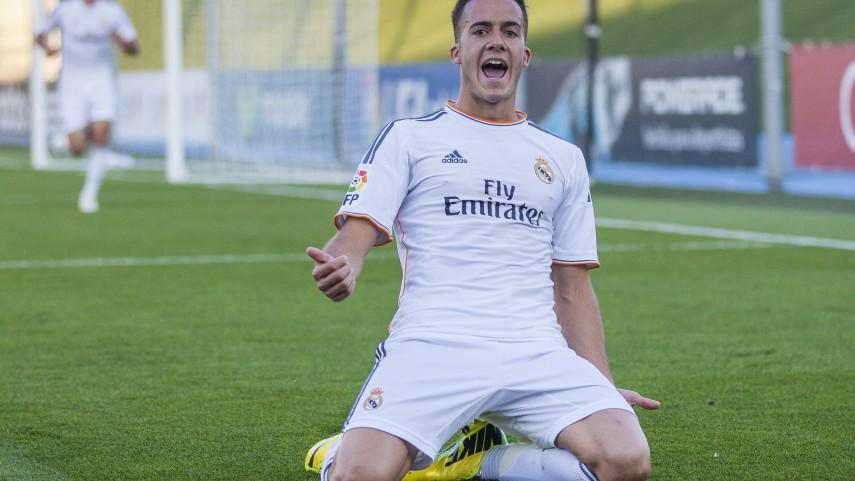 Lucas Vázquez, cedido al Espanyol
