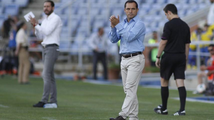 Sergi Barjuan, nuevo técnico del Almería