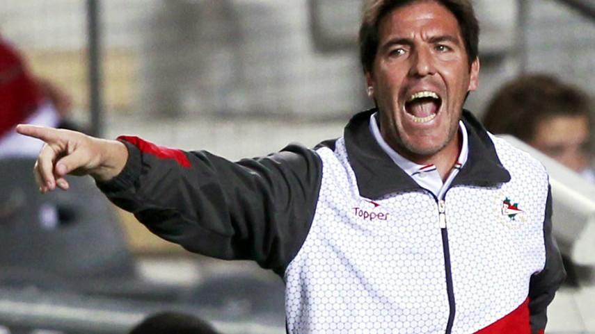 Eduardo Berizzo, nuevo entrenador del Celta
