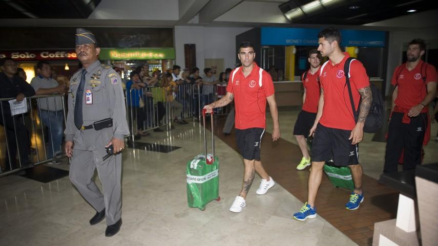 El Sevilla inaugura el LFP World Challenge