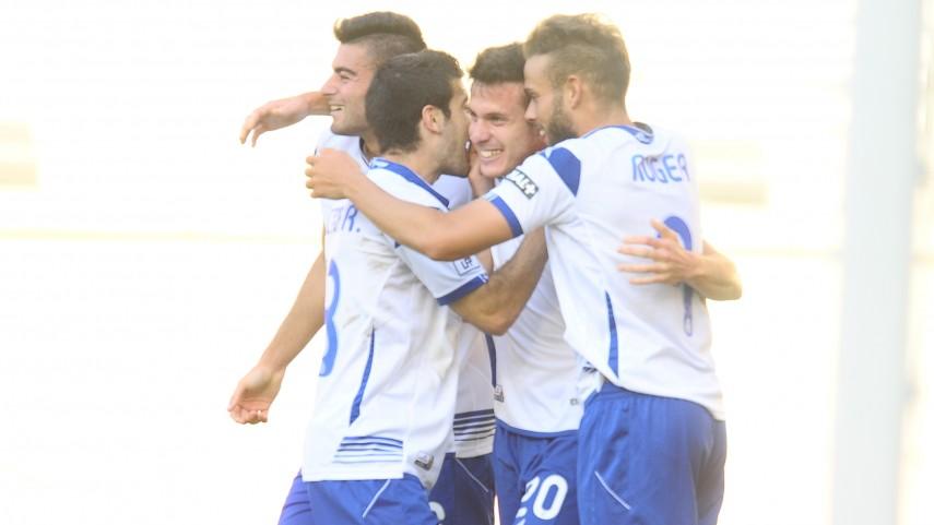 Carlos Diogo y Leandro Cabrera refuerzan al Real Zaragoza