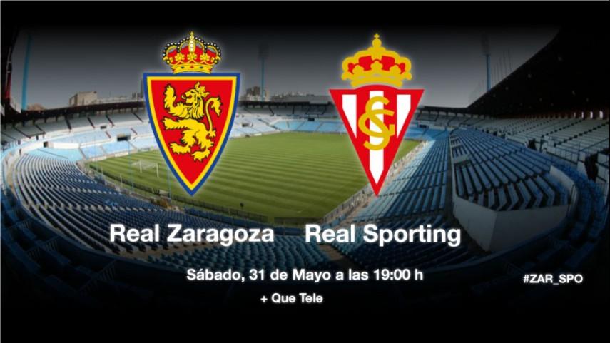 La esperanza del Sporting pasa por La Romareda