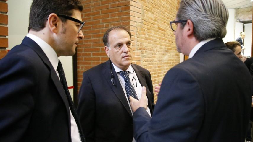 La LFP participa en la Jornada Internacional sobre amaños de partidos