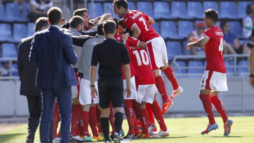 Kike García impulsa al Murcia