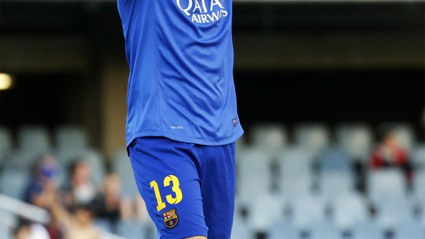 Masip firma hasta 2017 con el Barcelona