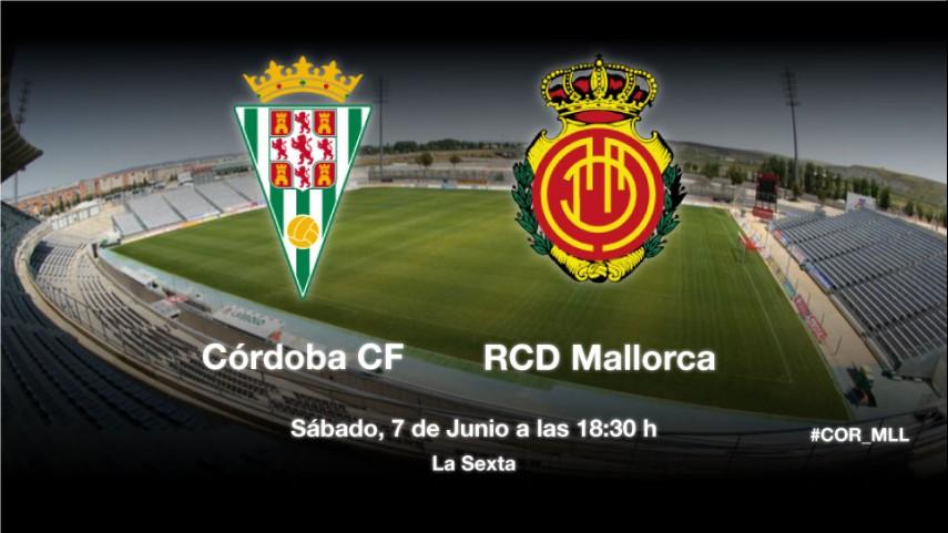 Córdoba y Mallorca, a por sus objetivos