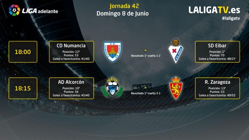 Emocionante final en La Liga TV