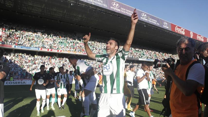 Uli Dávila firma el ascenso del Córdoba