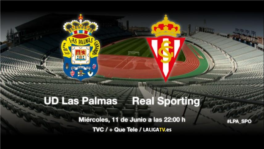 Hora cero para Las Palmas y Sporting