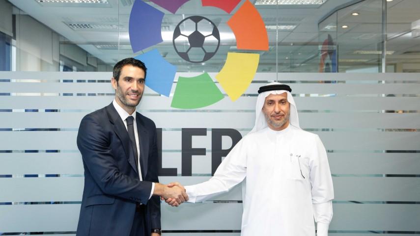 La LFP abre oficina permanente en Dubai
