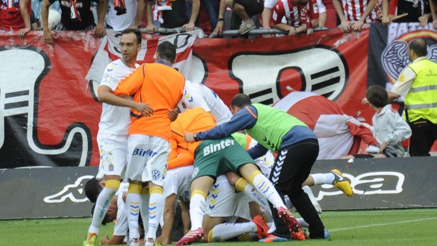Las Palmas, primer finalista del play-off