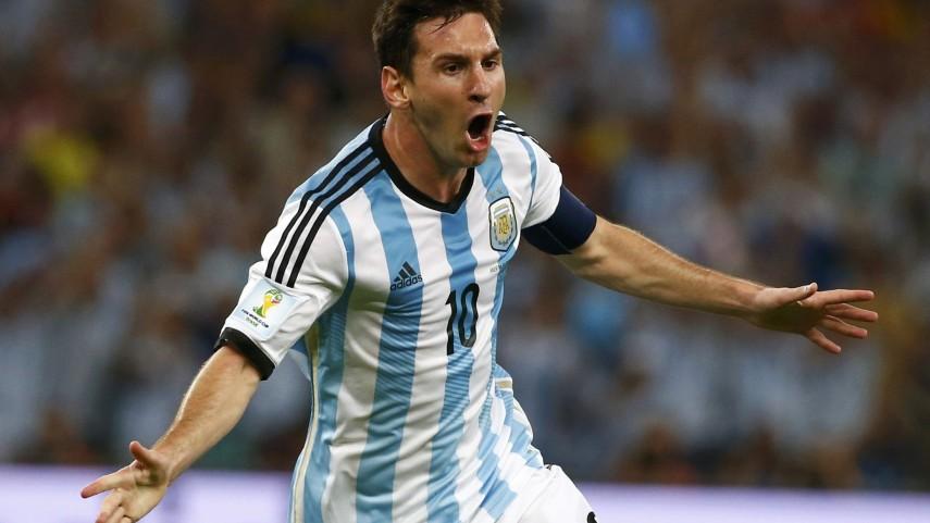 Messi y Giménez, protagonistas en la Copa América