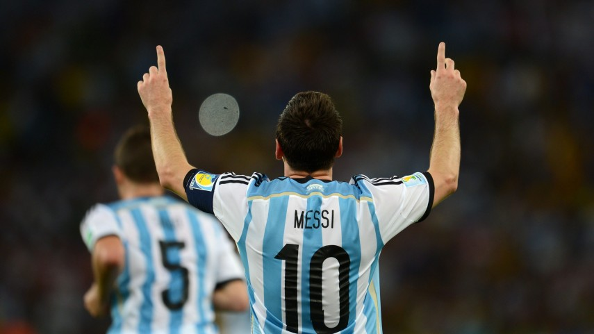 Holanda-Argentina, duelo histórico en el camino hacia Maracaná