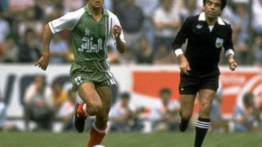 Leyendas de los Mundiales: Rabah Madjer