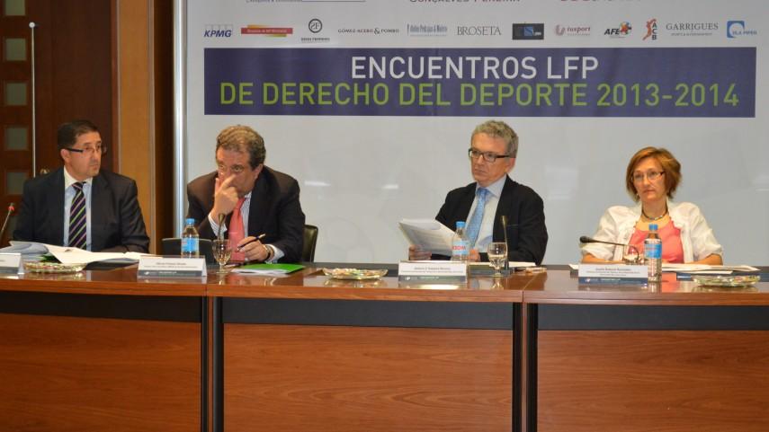 XI Encuentro LFP de Derecho del Deporte