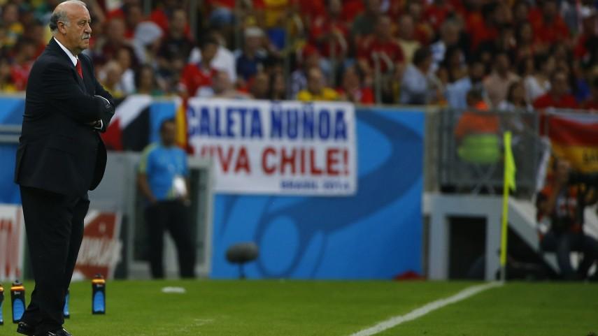 España golea a Luxemburgo