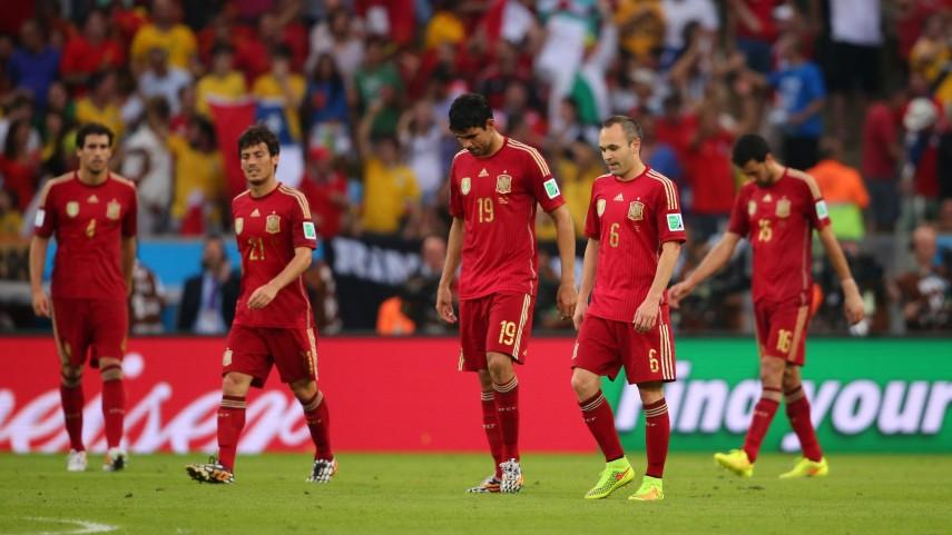 España cae ante Eslovaquia