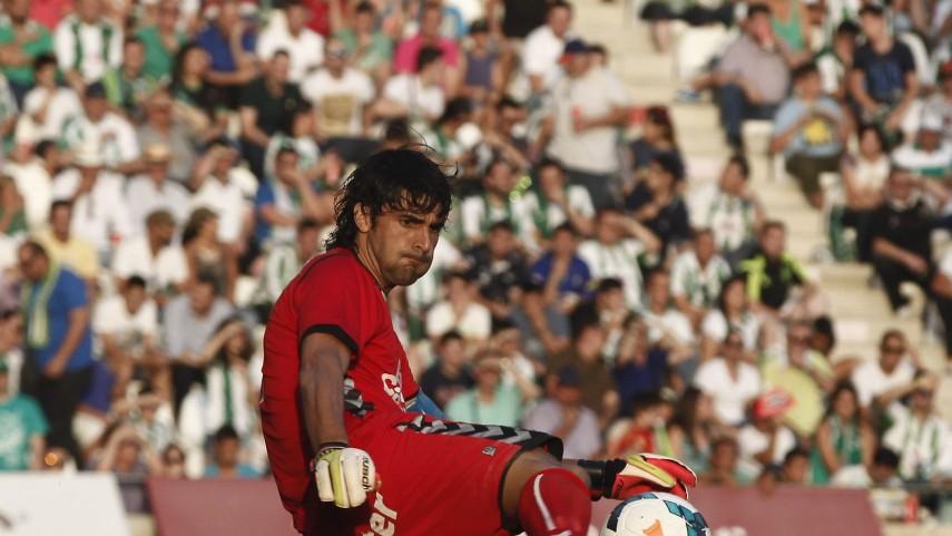 Mariano Barbosa custodiará la portería del Sevilla