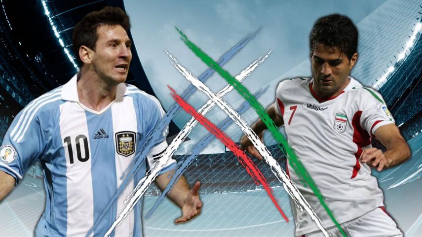 La técnica de Masoud ante el acierto de Messi