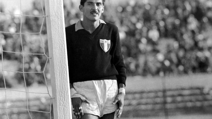 Leyendas de los Mundiales: Antonio Carbajal