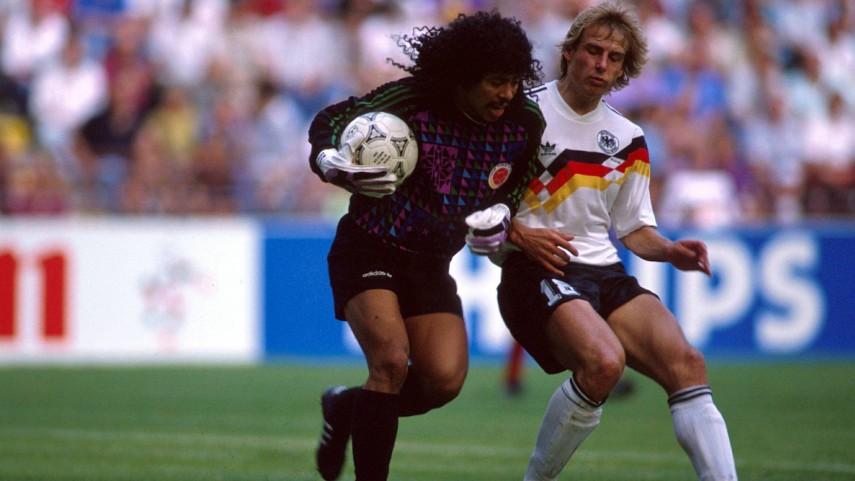 Leyendas de los Mundiales: René Higuita