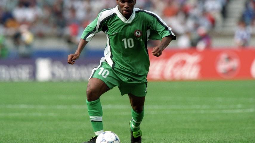 Leyendas de los Mundiales: Jay-Jay Okocha