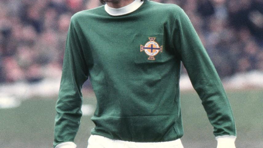 George Best, leyenda del fútbol británico