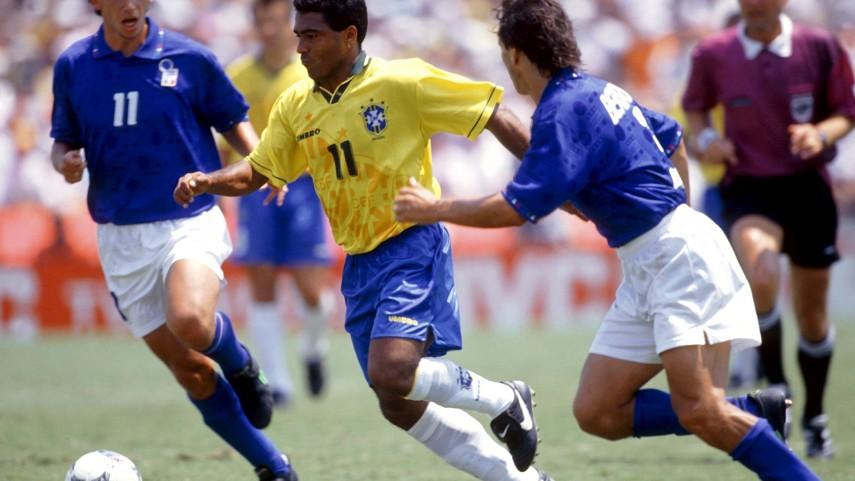 Leyendas de los Mundiales: Romário