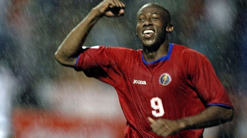 Leyendas de los Mundiales: Paulo Wanchope