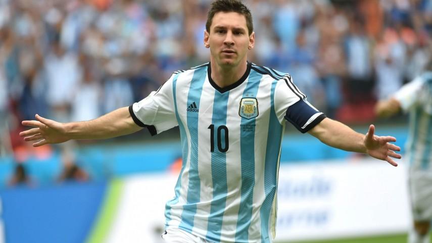 Los goles de Messi, el ingrediente para los cuartos de final