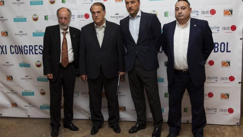 La LFP, presente en el XI Congreso Nacional de Peñas de Clubes de Fútbol