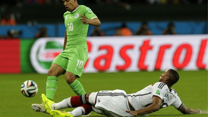 Argelia, un 'triunfo' sin recompensa