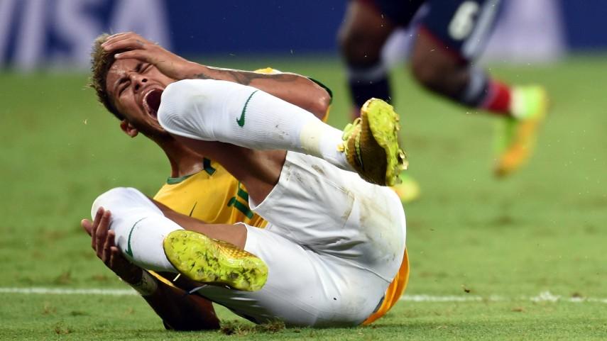 Neymar se pierde lo que resta de Mundial
