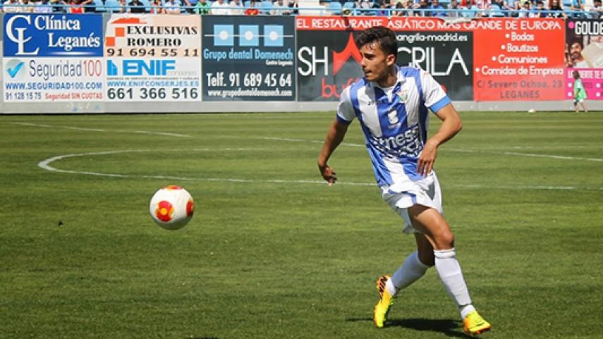Luis Ruiz seguirá en el Leganés
