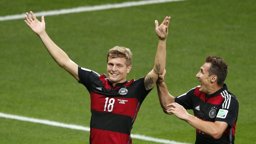 El Real Madrid confirma el fichaje de Kroos