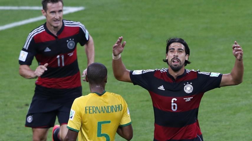 La Alemania de Sami Khedira, campeona del mundo