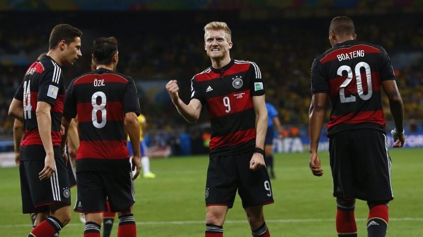 Alemania y Argentina buscan el trono mundial