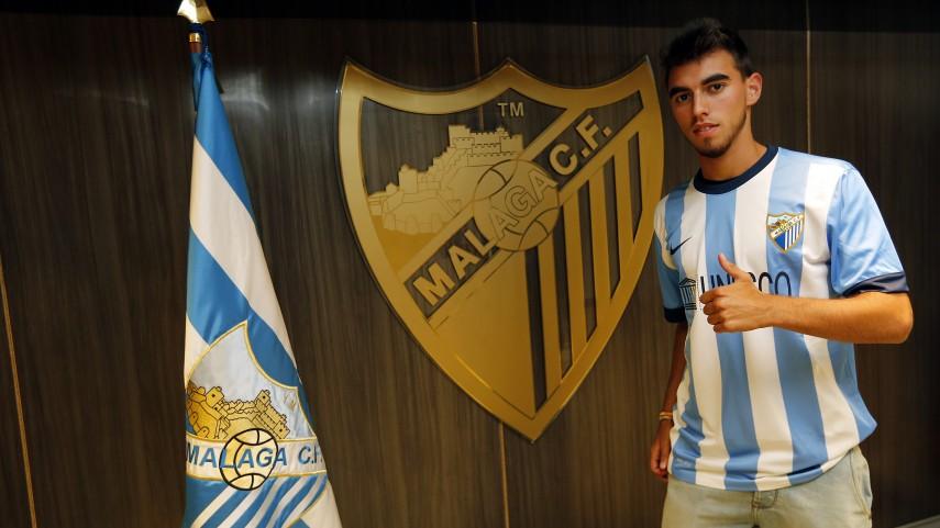 Ricardo Horta llega al Málaga