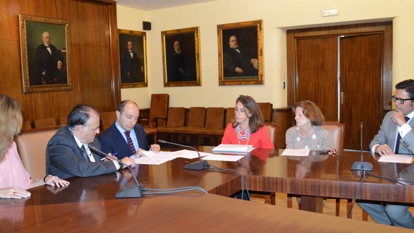 La LFP y la Universidad Complutense firman un convenio de colaboración