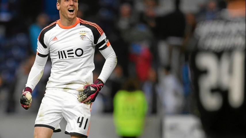 Oblak, nuevo portero del Atlético