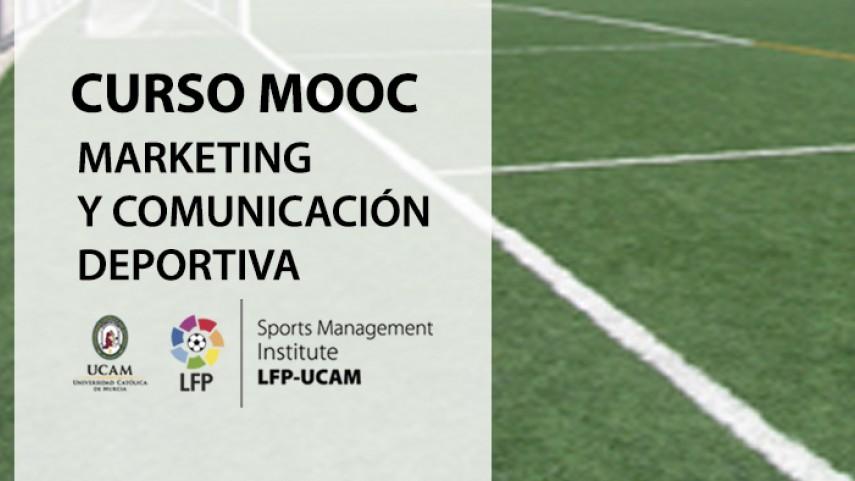 Más de medio millar de inscritos en el MOOC en Marketing y Comunicación Deportiva