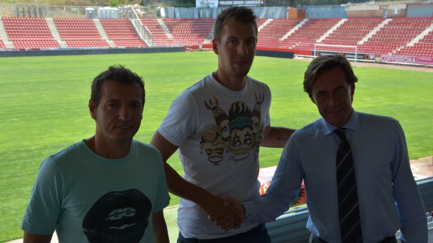 Florian Lejeune y Aday Benítez, nuevos fichajes del Girona
