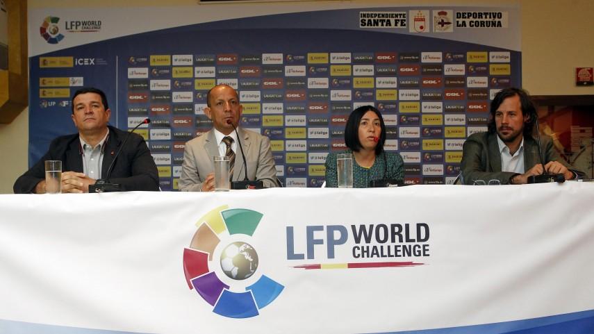 La Gira LFP World Challenge estrecha lazos entre España y Colombia