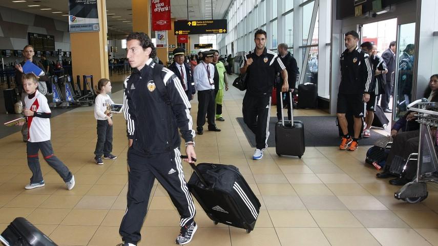 El Valencia vuela a su segundo destino  LFP World Challenge