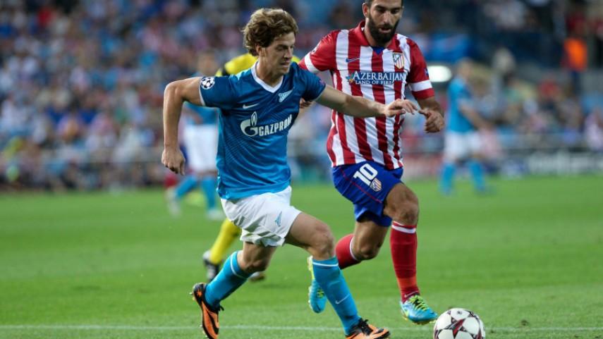 Ansaldi, cedido al Atlético