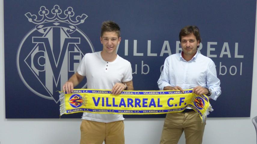 Luciano Vietto, al Villarreal