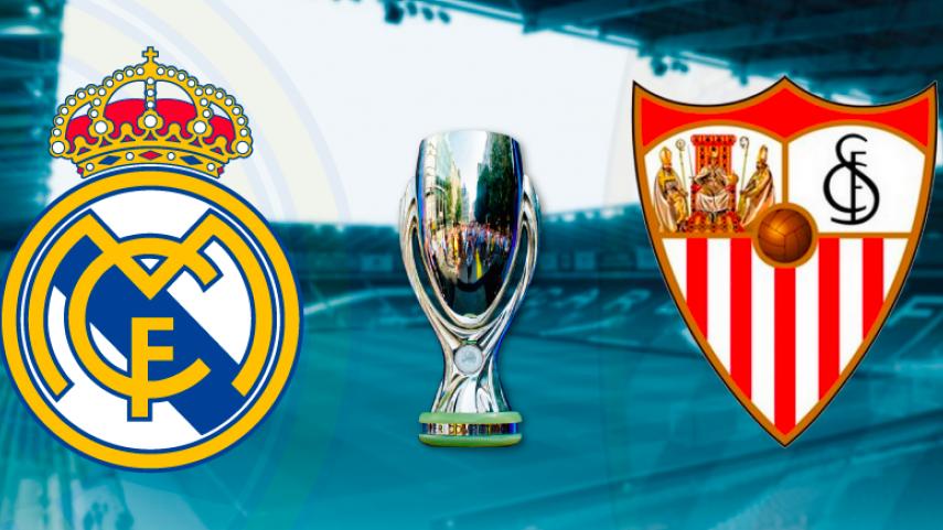 Los protagonistas de la Supercopa de la UEFA analizan el duelo